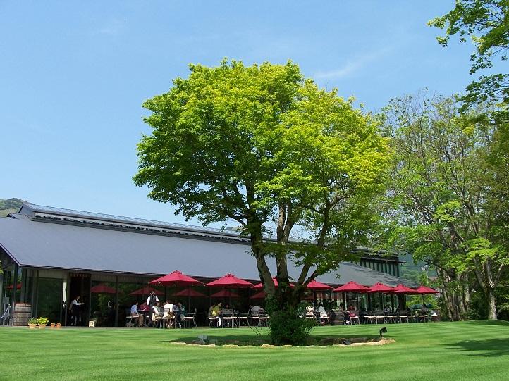 カフェ・レストラン LYS(CAFÉ & RESTAURANT LYS) @神奈川県箱根町