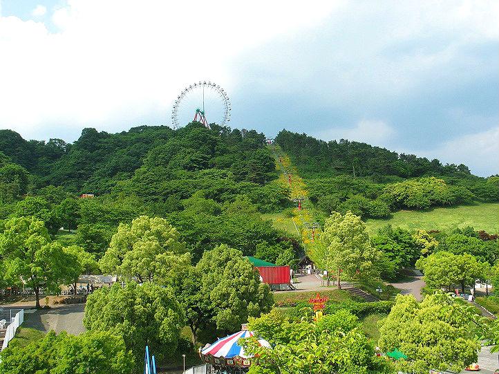 さがみ湖リゾート プレジャーフォレスト(神奈川県相模原市)