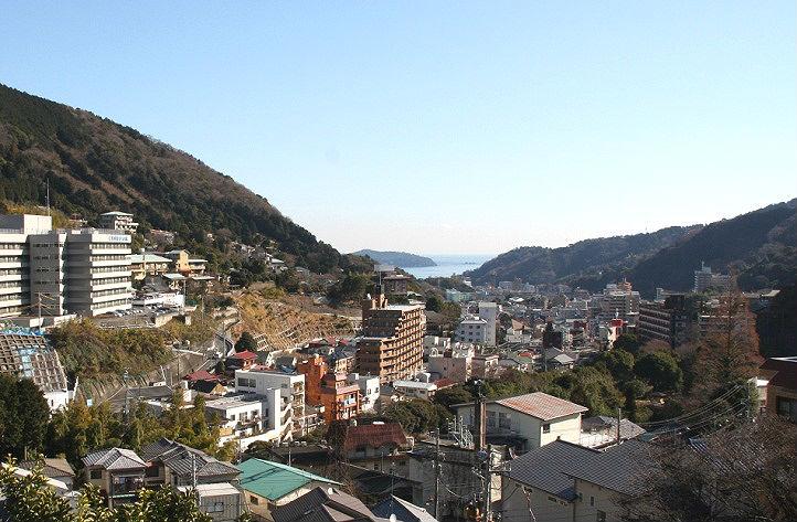 湯河原温泉(神奈川県湯河原町)