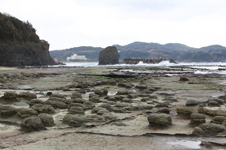 石見畳ヶ浦(島根県浜田市)
