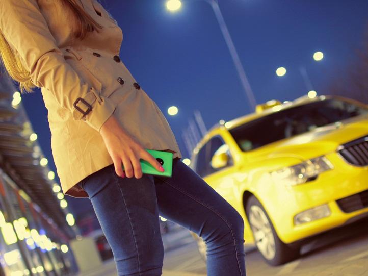 自動車大国アメリカでは、配車サービスが芳ばしい。