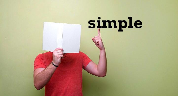 本質はシンプルで潔い